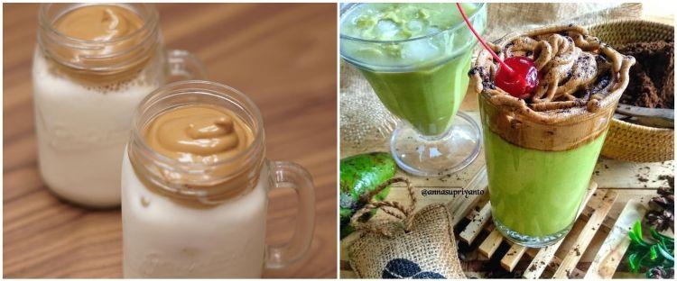 8 Resep dalgona coffee tanpa mixer, segar, lezat dan praktis