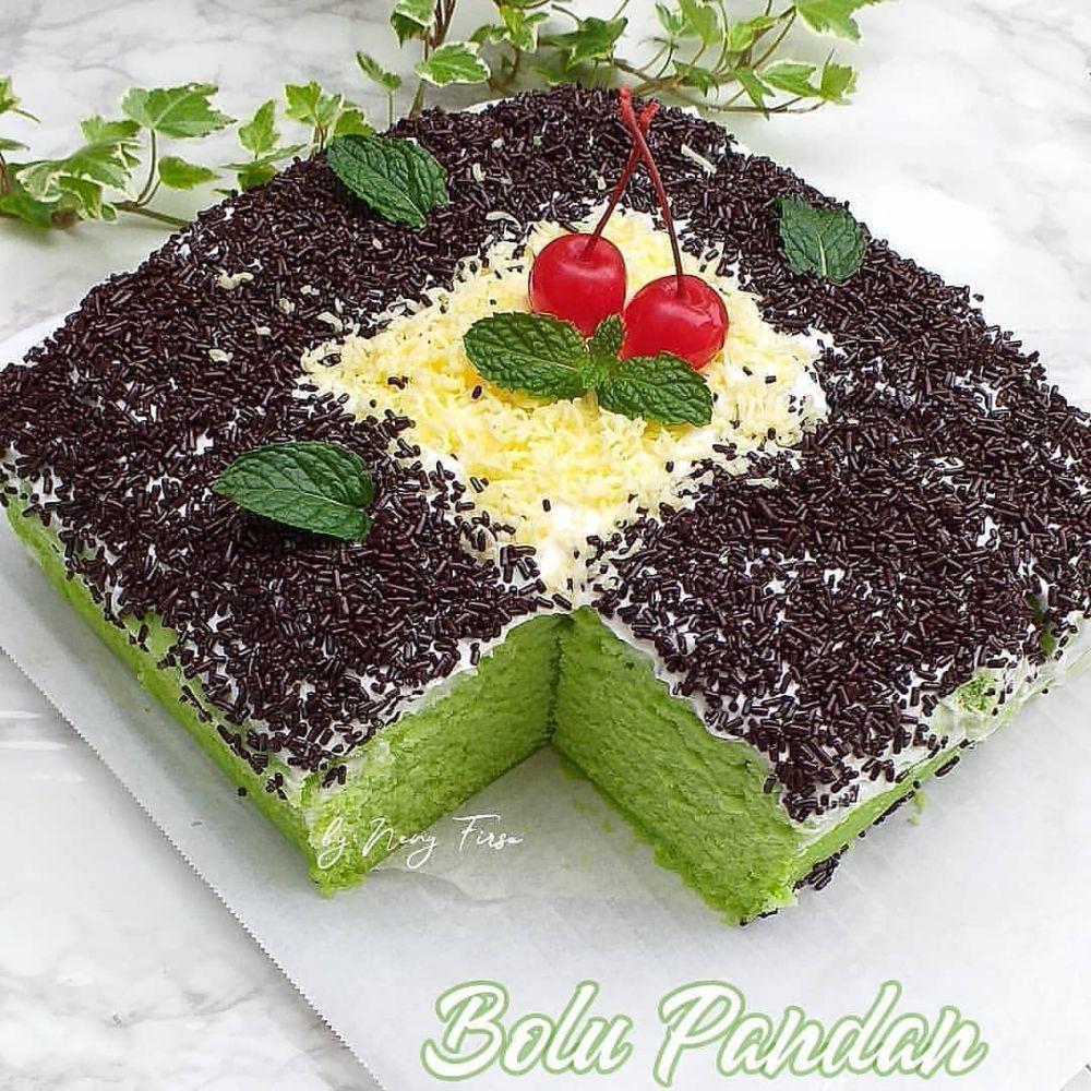 kue modern pemula instagram