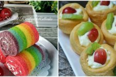 15 Resep kue modern kekinian spesial, enak dan cocok untuk pemula