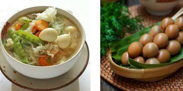 8 Resep olahan telur puyuh enak, sederhana, dan mudah dibuat