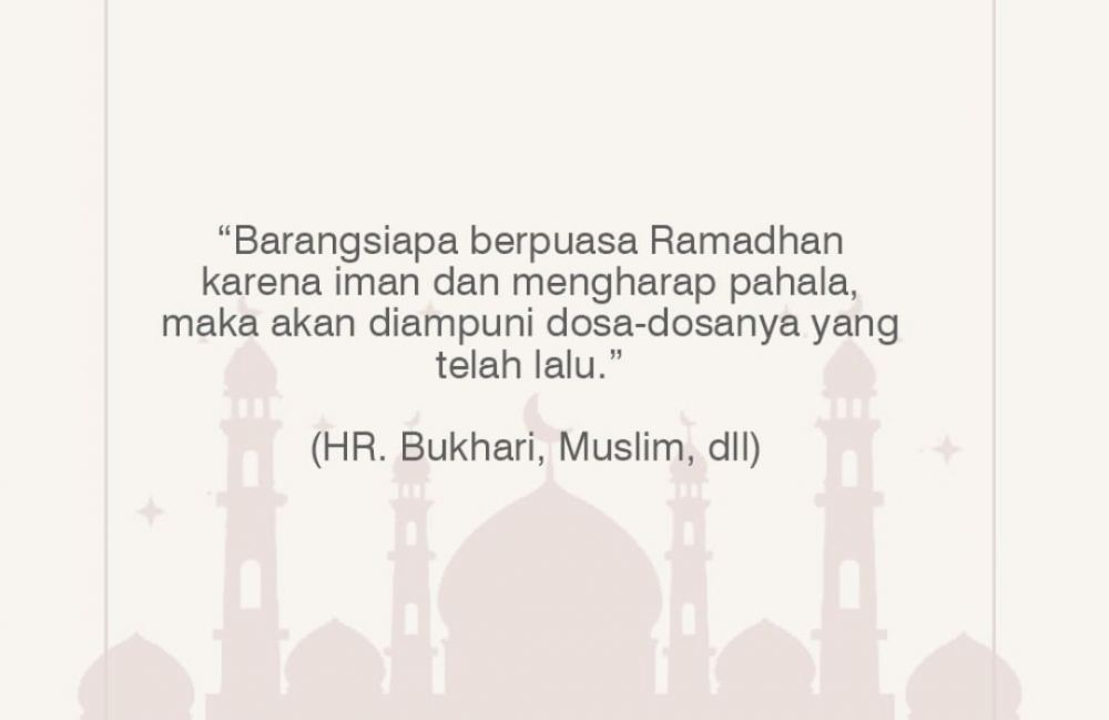 40 Kata Kata Mutiara Tentang Ramadhan Sejukkan Hati Dan Bermakna