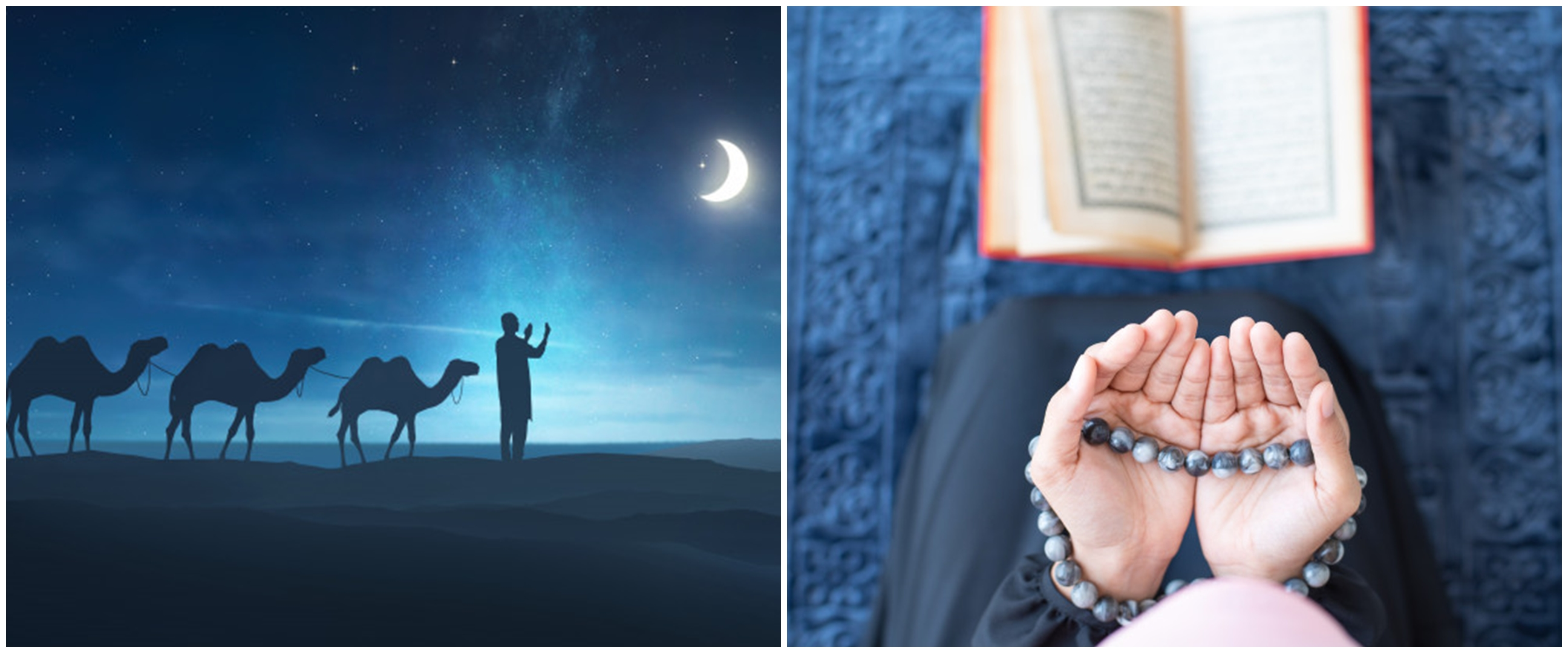 Niat dan doa puasa Ramadhan serta hukum membacanya