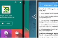 10 Aplikasi islami terbaik di Play Store, bisa tingkatkan ibadah