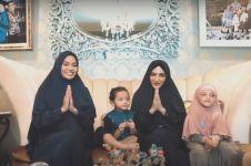 Sambut Ramadhan, keluarga Anang dan Ashanty rilis single baru