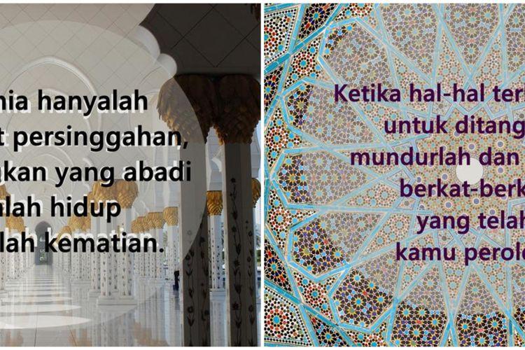 40 Kata Kata Bijak Islami Kehidupan Inspiratif Dan Menyentuh Hat