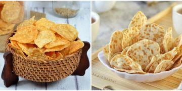15 Resep camilan keripik yang renyah, enak, dan mudah dibuat