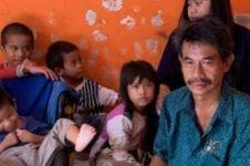 Kisah miris ayah lima anak jual HP demi beli beras satu kilogram