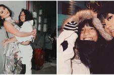 11 Momen kompak Agnez Mo & Chloe Xaviera, bak kakak-adik