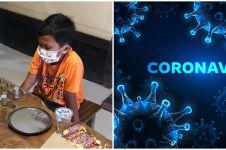Kisah bocah 10 tahun sumbangkan tabungan bantu petugas medis, salut