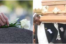 4 Fakta tarian pembawa peti mati, pemakaman unik di Ghana