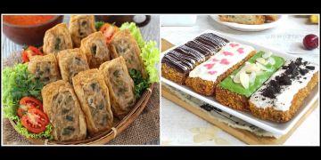 12 Resep camilan buka puasa, lezat, praktis & menggugah selera