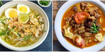 12 Resep makanan berkuah yang enak, sehat, dan mudah dibuat