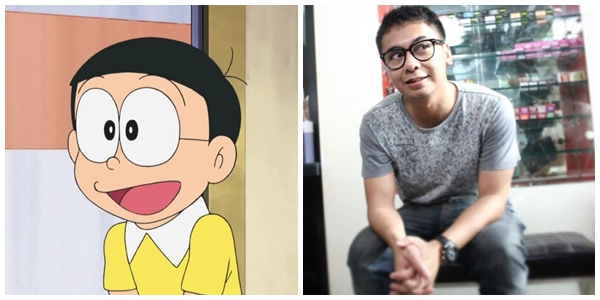 Cocoklogi wajah 10 seleb Indonesia mirip karakter animasi, kocak