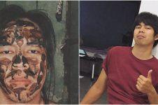5 Video lucu karantina di rumah Wilson Sinai ini bikin geli