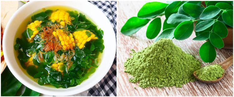 7 Resep olahan daun kelor, lezat, mudah, dan banyak khasiatnya