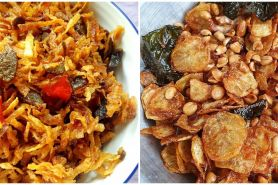 9 Resep kering kentang renyah, enak, awet, dan mudah dibuat