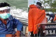 Kisah nelayan nekat berenang Thailand-Malaysia karena kangen keluarga