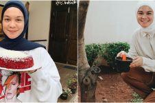 8 Potret Tantri Namirah tekuni hobi baru saat di rumah aja