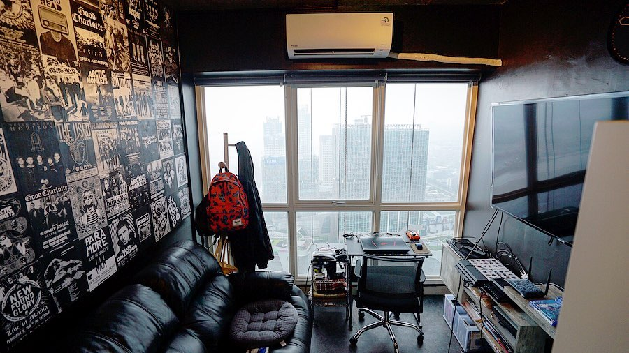 5 Potret tampilan baru apartemen Instagram
