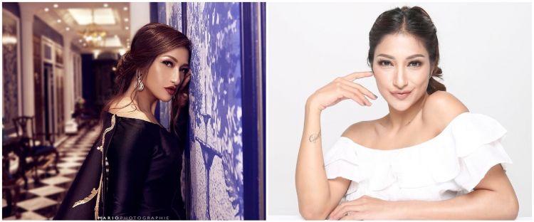 10 Momen bahagia Rahma Azhari menikah dengan Paris Chong