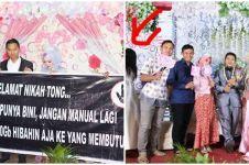 9 Momen nggak terduga di pesta pernikahan ini bikin geleng kepala