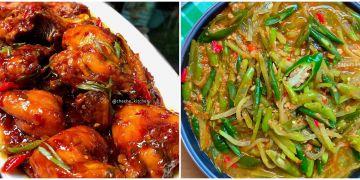 30 Resep masakan menu harian Ramadhan, enak, praktis, & mudah dibuat
