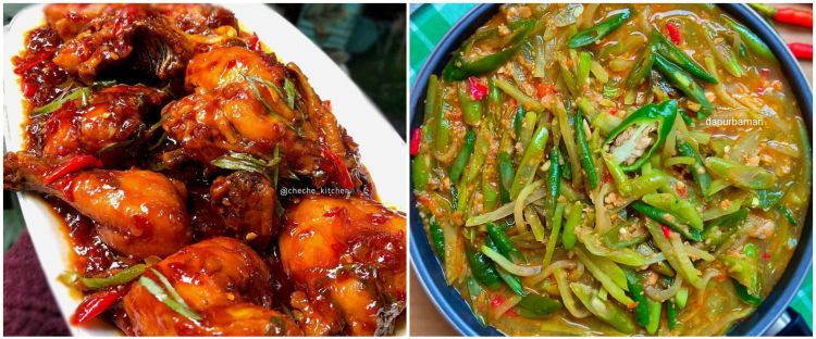 30 Resep Masakan Menu Harian Ramadhan Enak Praktis M