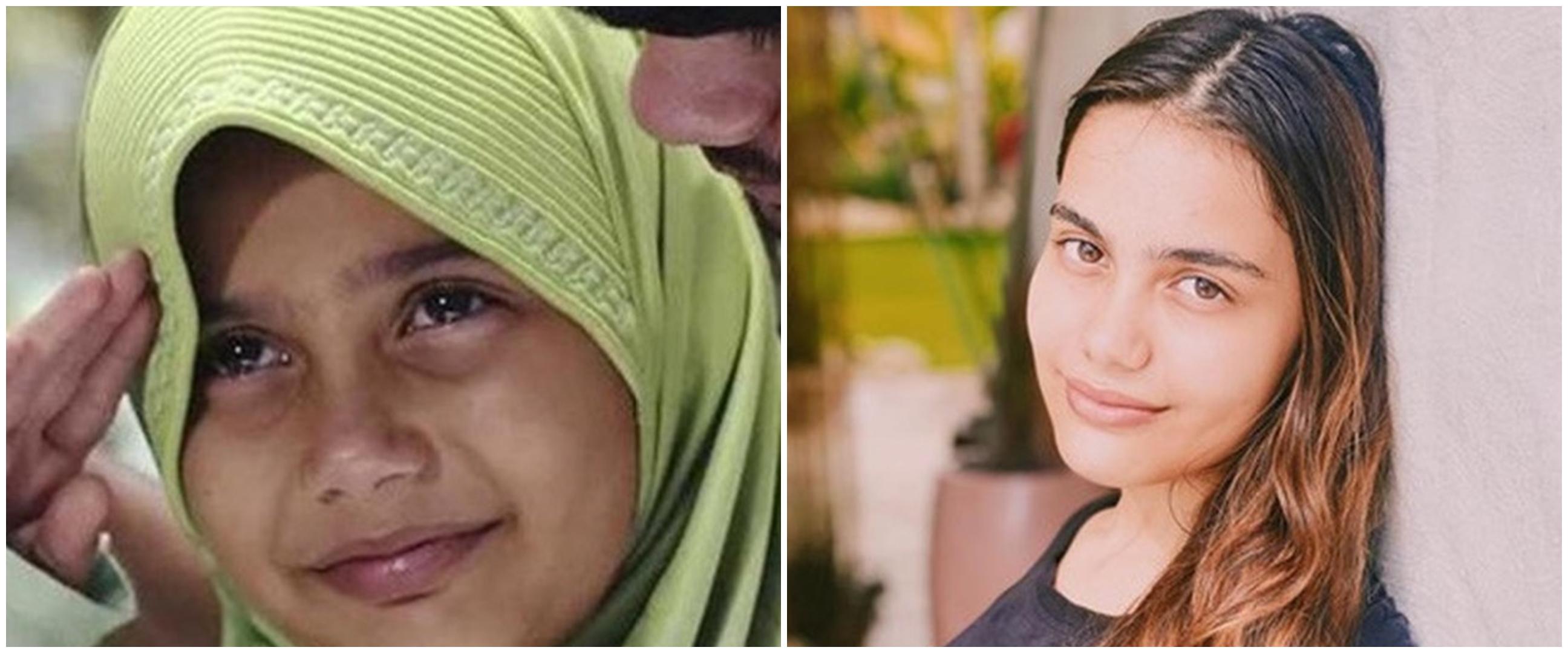 Beda penampilan 6 pemeran film Hafalan Shalat Delisa, bikin pangling