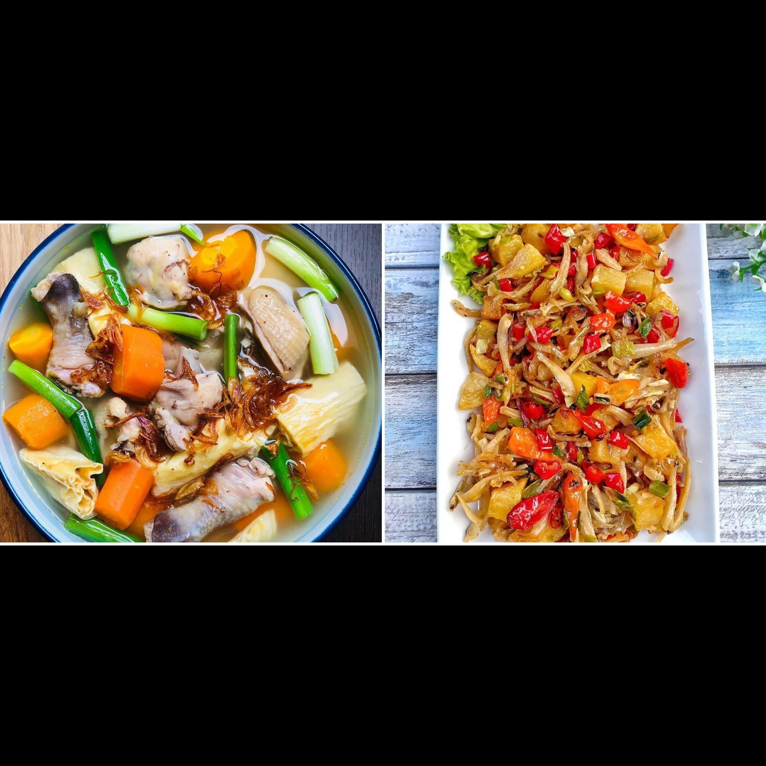 30 Resep masakan menu buka puasa Ramadhan, enak, praktis, mudah dibuat