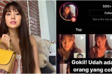 7 Video call halu Aurelie Moeremans bareng seleb, bikin geli