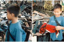 8 Potret kondisi rumah anak angkat Ashanty yang alami kebakaran