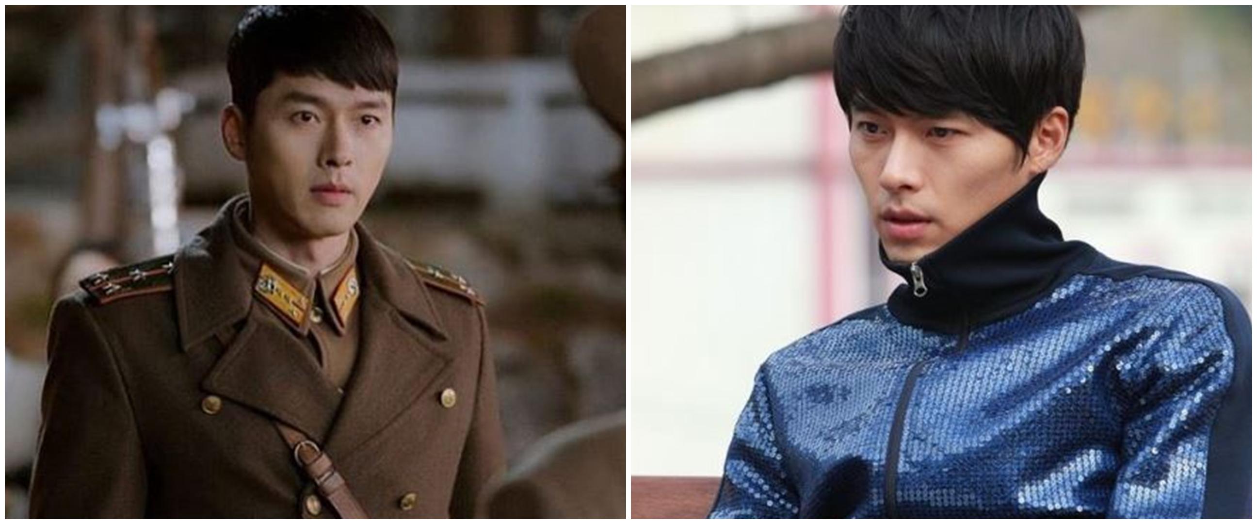 CEO sampai tentara, begini 7 pesona Hyun Bin di drama dan film