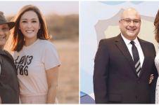 Potret lawas Maia Estianty & suami saat pacaran, curi perhatian