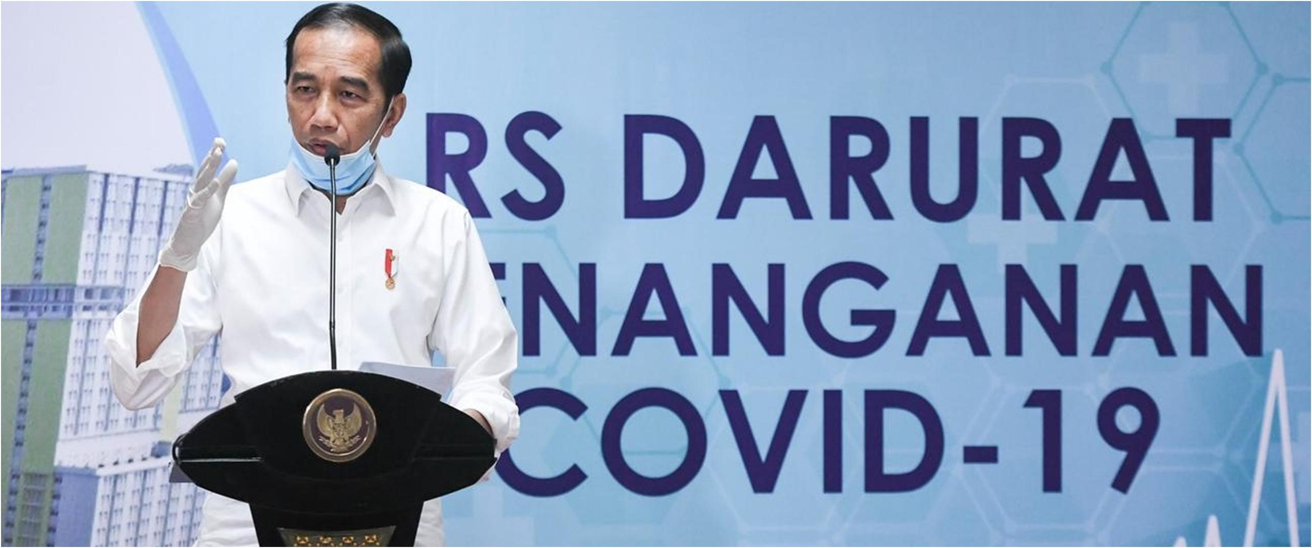 Jokowi resmi larang mudik