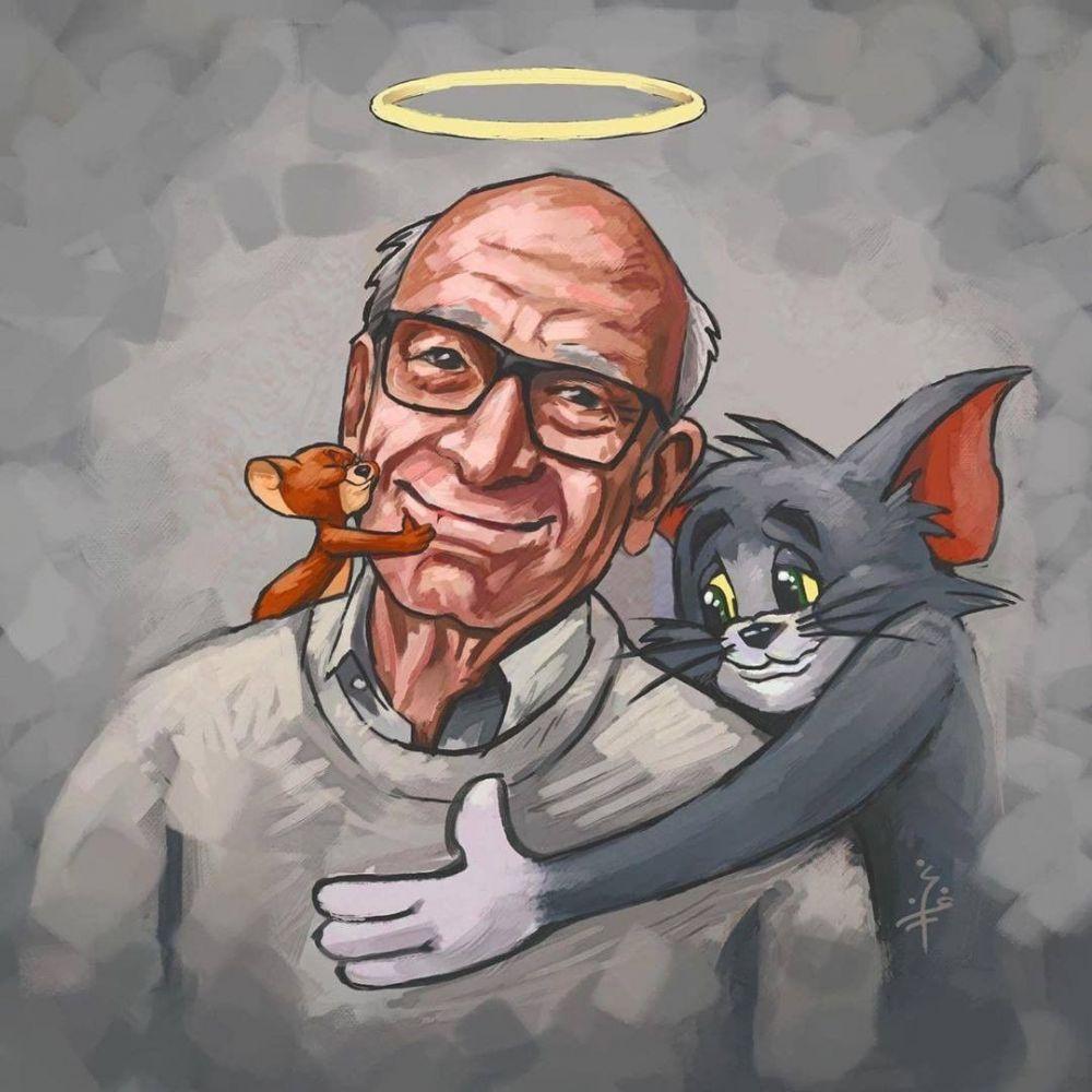 Animator Kartun Tom And Jerry Meninggal Dunia Ini 5 Faktanya