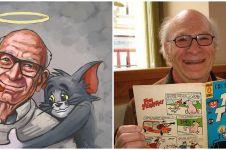Animator kartun Tom and Jerry meninggal dunia, ini 5 faktanya
