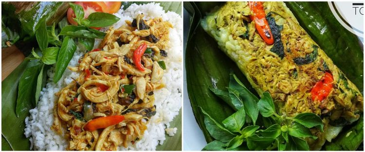 11 Resep nasi bakar spesial, enak, sederhana, dan mudah dibuat