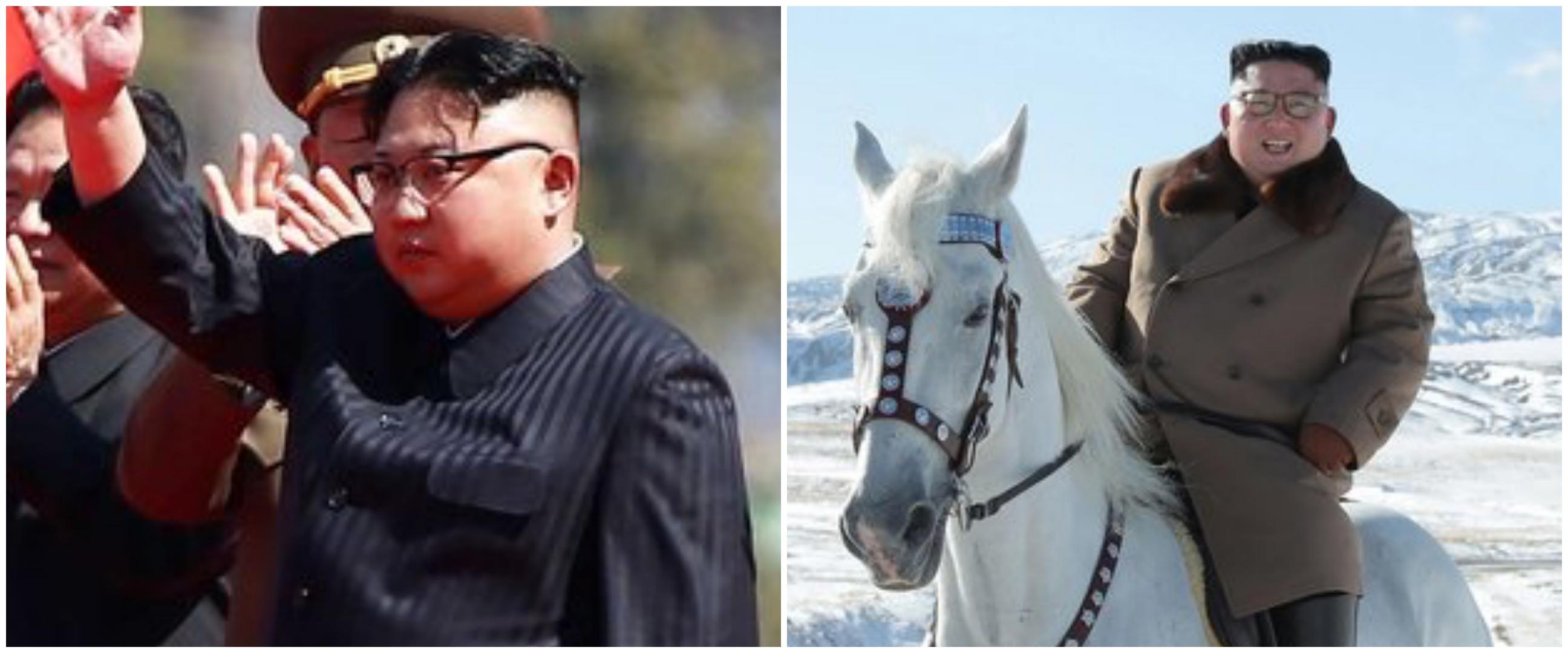 Kim Jong-un dilaporkan sakit jantung, ini kabar terkininya