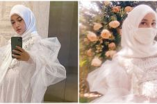 8 Gaya pemotretan maternity virtual Chacha Frederica, curi perhatian