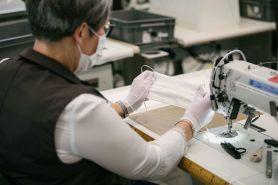 Brand Louis Vuitton ubah rumah produksi untuk membuat masker