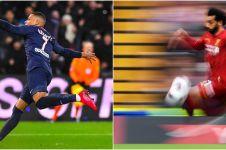 7 Pesepak bola top Eropa dengan lari tercepat di dunia