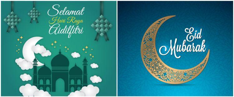 60 Kata Kata Ucapan Selamat Idul Fitri 1441 H Indah Dan Syahdu