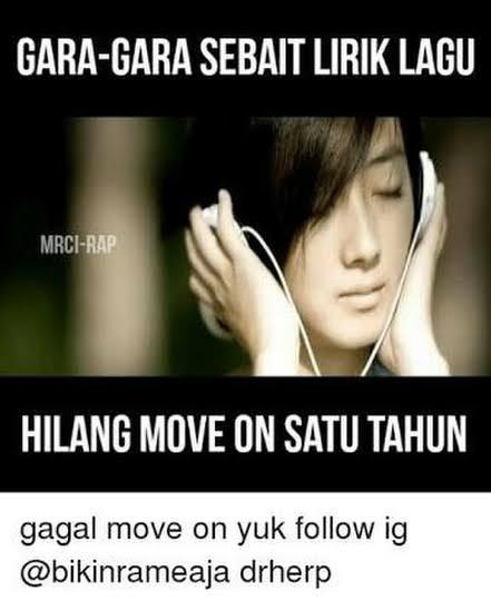 10 Meme lucu rusak move on karena alasan sepele Berbagai sumber