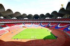 7 Stadion berkapasitas terbesar di dunia, salah satunya di Korea Utara