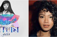 10 Gaya rambut Yura Yunita dari keriting hingga lurus, memesona