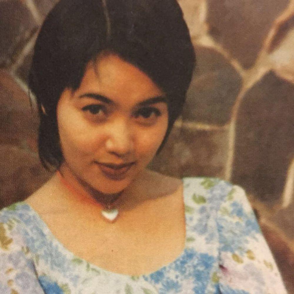 8 Potret lawas Dewi Gita Instagram