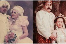 Potret lawas 13 seleb saat hari pernikahannya, bikin nostalgia