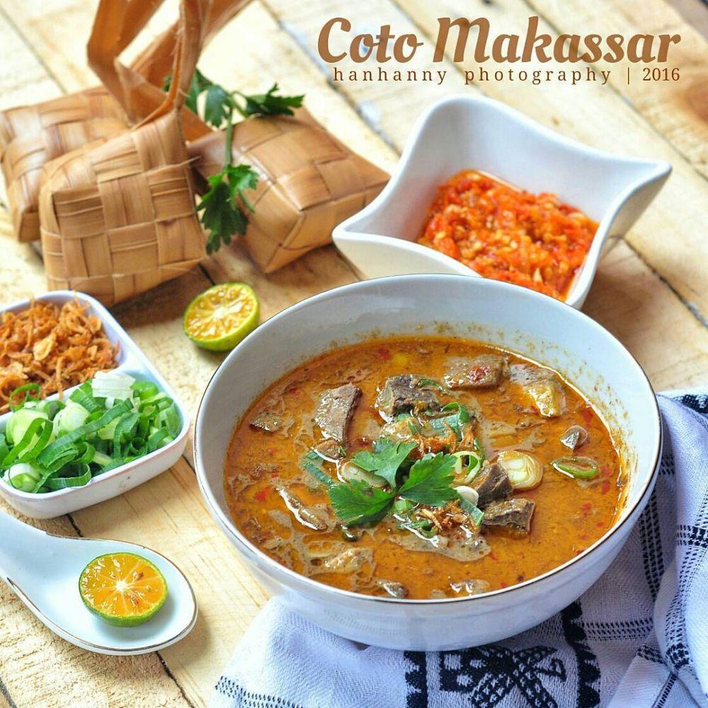 Resep soto daging santan kuning © 2020 Instagram/@julirahmayani ; Instagram/@elizasetiawan