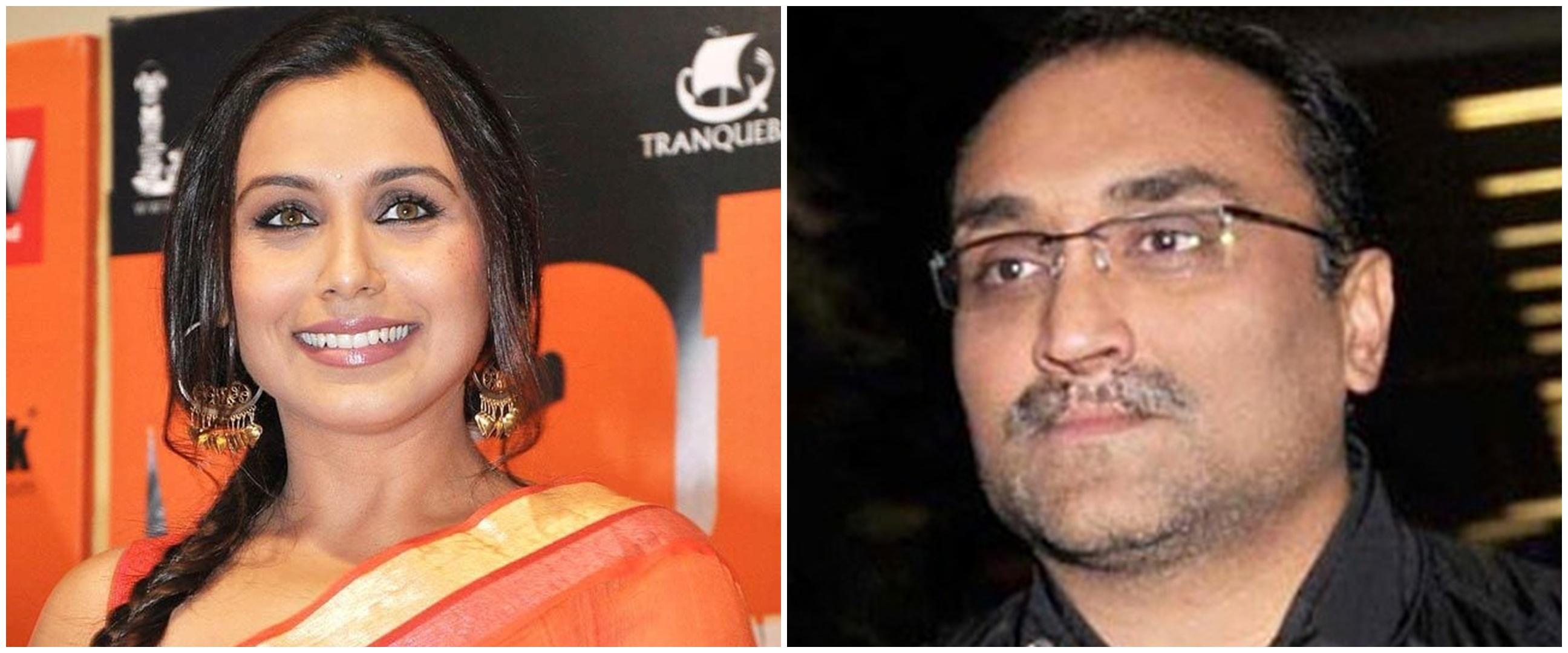 Alasan Rani Mukerji jatuh cinta pada Aditya Chopra ini tak terduga