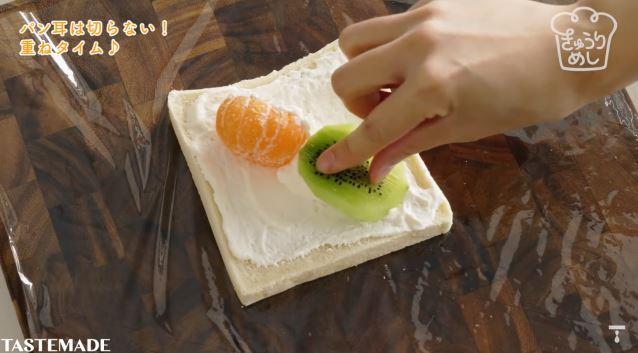 Cara membuat roti berbunga buah Youtube